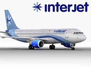 aerolineas de mexico Interjet