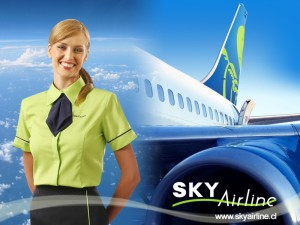 wallpaper sky airline