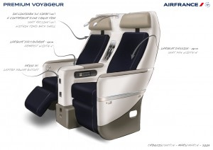 Premium Voyageur Air France 300x212 Air France ahora con Clase Premium Voyageur Paris   Santiago