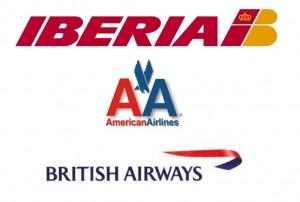 Union Iberia American Airlines British Airways 300x202 Iberia realiza pacto con aerolineas internacionales