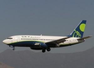 sky airline 300x217 Sky Airline y Peruvian realizan alianza