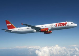 avion tam 300x214 Ofertas Vuelos Baratos TAM desde Sao Paulo al mundo
