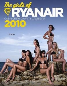 calendario 2010 rynair portada 234x300 Calendario Sensual de Ryanair arraza en ventas