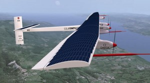 solar impulse 300x167 Avión Solar, Solar Impulse voló sobre Suiza.