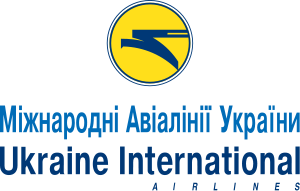 Ukraine International Airlines logo Ukraine Airlines