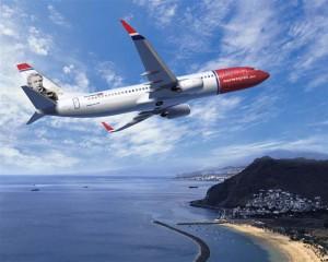 norwegian vuela a Costa del Sol 300x240 Aerolínea Norwegian duplicará pasajes en vuelos a la Costa del Sol