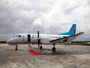 Avion Sky Bahamas 300x225 Aerolíneas de Las Bahamas no agregarán recargos en pasajes este Verano
