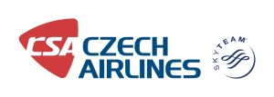 CSA Czech Airlines logo 300x107 CSA Czech Airlines