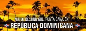 vuelos a punta cana 300x109 GOL ofrece vuelos regulares a Punta Cana, Rep Dominicana