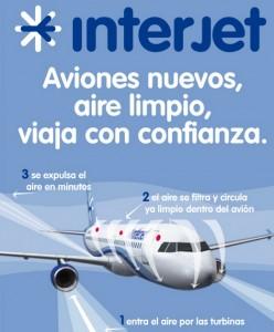 aviones linea aerea interjet 248x300 aviones linea aerea interjet