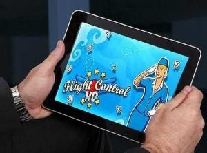 ipad en vuelo 300x222 Jetstar ofrece como entretención en vuelo el Ipad