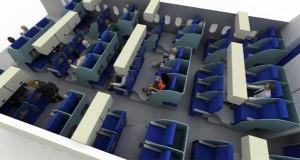 asientos del futuro clase business 300x160 Los asientos aereos del futuro parte 2