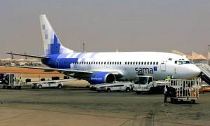sama airlines 300x180 Aerolinea Saudi Sama suspende operaciones