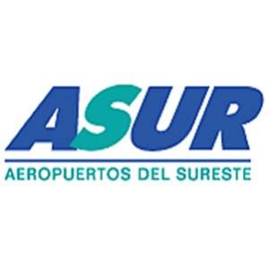 ASUR 300x300 Menor crecimiento en el tráfico de pasajeros en el aeropuerto de Cancún