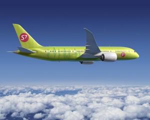 avion s7 airlines 300x240 S7 nueva aerolinea miembro de alianza OneWorld