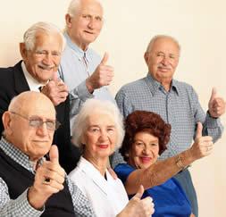 residencias tercera edad Programas para que los adultos mayores tengan vacaciones