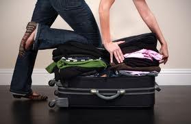 haciendo maletas Empacando para tu siguiente vuelo