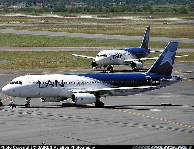 Lan Multan a Lan y a otras diez aerolíneas