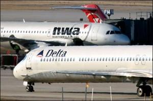 avion 300x199 Objetos sospechosos en vuelo de Japón a EE.UU.