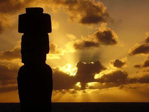 isla de pascua Semana Santa en Isla de Pascua