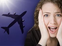 El miedo a volar