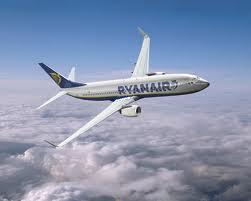 Ryanair Gracias al Festival de Eurovisión, Ryanair ofrece un millón de plazas a 9,99 euros