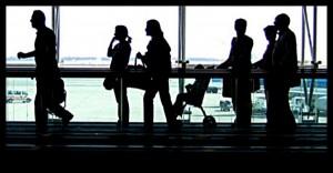 turistas 300x156 Turismo entre Europa y Sudamérica