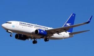 aerolineas argentinas 300x180 Después de tres meses Aerolíneas Argentinas retoman vuelos a Bariloche