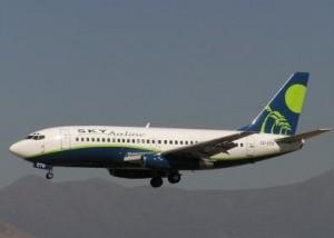 Sky airlines 300x214 Sky Airlines y Taca  suscriben acuerdo compartido