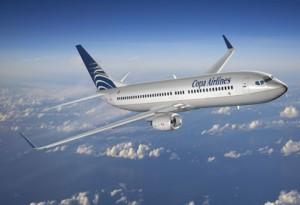 copar airrrliines 300x205 Copa Airlines cuenta con tres vuelos a Rosario