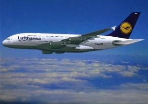 lufthansa 300x212 Lufthansa llegará sin escala desde Düsseldorf a Tokio