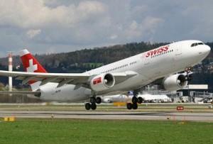 swiss 300x203 Swiss Airlines incorpora nuevos vuelos en su itinerario