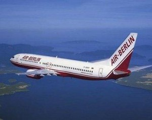 air beeerrrlin 300x237 Air Berlín tendrá ruta entre Costa Rica y Düsseldorf