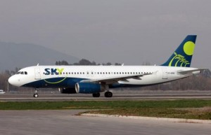 sky  300x193 Sky Airlines suma cuatro rutas a Perú