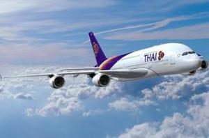 thaiii 300x198 Thai Airways  es premiada como la mejor en Oriente