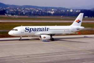 12 300x201 Spanair podría volar a Panamá