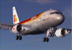 iberiaaaaaa 300x209 Pasajeros de Iberia reclaman por suspensión de vuelo