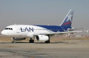 lanperu 300x197 LAN Colombia inicia sus operaciones