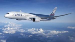 LAN Boeing 787 570x321 300x168 LAN realizará su primer vuelo con biocombustible en Sudamérica