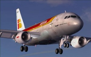 iberiaaaa4 300x189 Iberia vuela con normalidad a pesar de la huelga