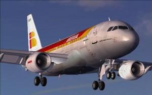 iberiaaaa 300x189 Iberia cancelará vuelos para el 9 de abril