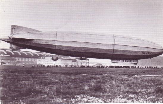 DELAG, la primera compañía aérea de la historia